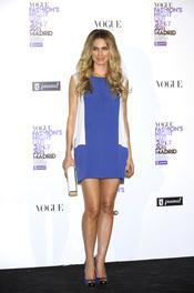 Vanesa Romero durante la Vogue Fashion Night Out Madrid 2011