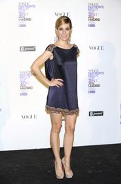 Alexandra Jiménez durante la Vogue Fashion Night Out Madrid 2011