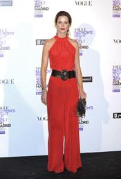 Amelia Bono durante la Vogue Fashion Night Out Madrid 2011