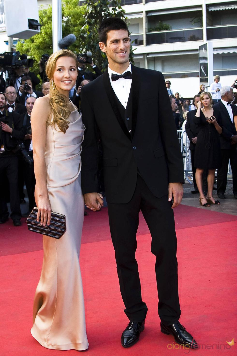 Jelena Ristic, novia de Djokovic