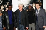 Richard Gere y Ethan Hawke promocionan 'Los amos de Brooklyn'