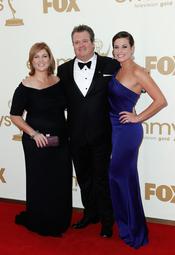 Eric Stonestreet en la alfombra roja de los Emmy 2011