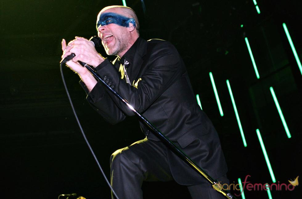 Michael Stipe, cantante de REM