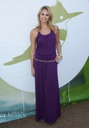 Stacy Keibler en la Semana de la Moda de Los Ángeles