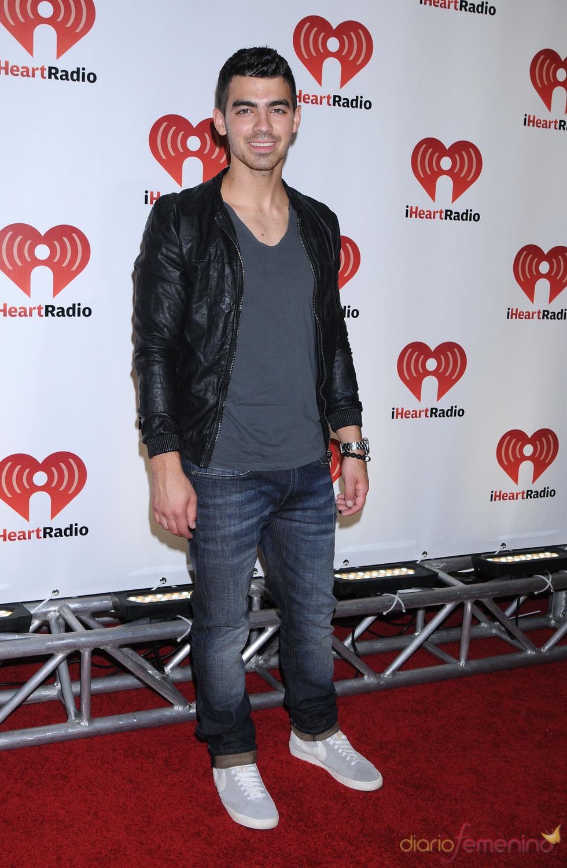 Joe Jonas en el iHeartRadio Music Festival