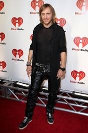 David Guetta en el iHeartRadio Music Festival