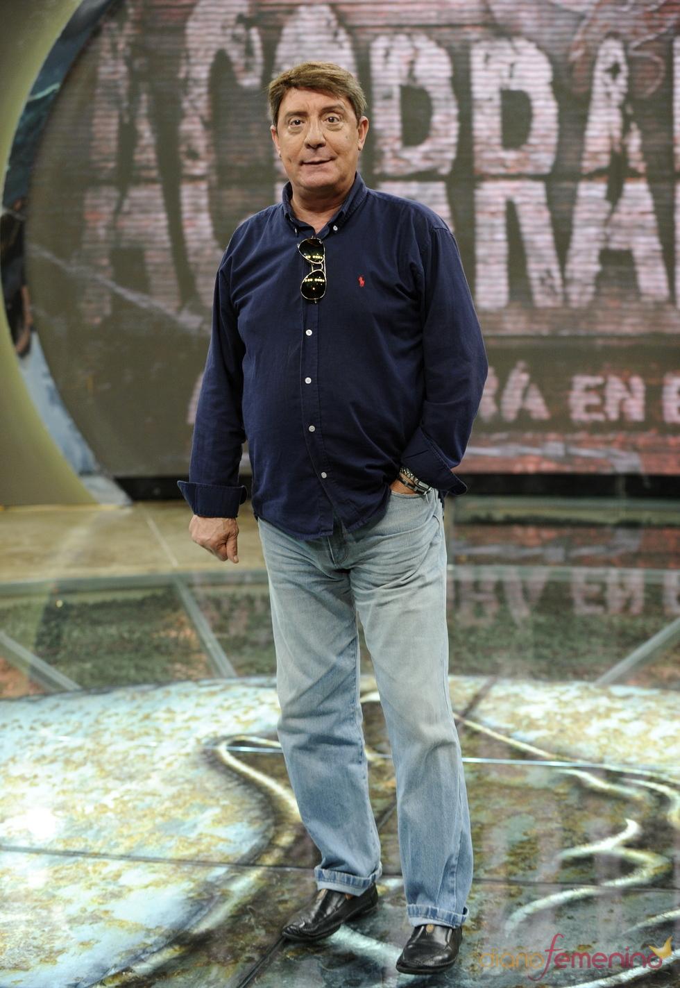 'El Dioni', detenido mientras concursa en 'Acorralados'