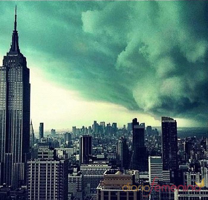 Huracán Sandy llega a Nueva York