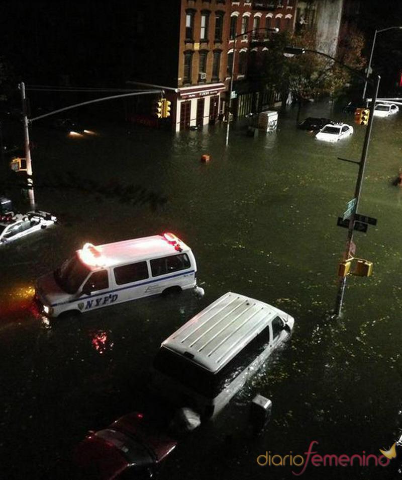 Nueva York zona catastrófica por el huracán Sandy