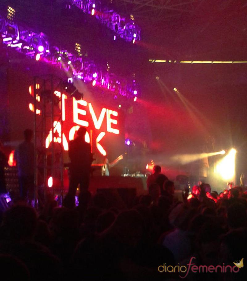 Tres chicas muertas en el concierto de Steve Aoki en el Madrid Arena