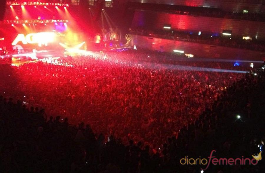 Causas de las muertes en la fiesta de Halloween en el Madrid Arena