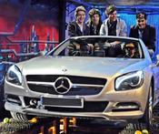 One Direction en El Hormiguero: con el Hombre de Negro