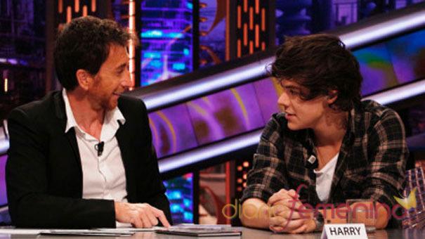 One Direction en El Hormiguero: Harry Styles