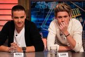One Direction en El Hormiguero: Niall Horan y Liam Payne