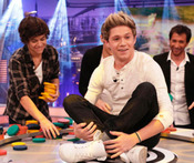One Direction en El Hormiguero: Liam Payne