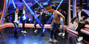 One Direction el El Hormiguero: bailando con Marron
