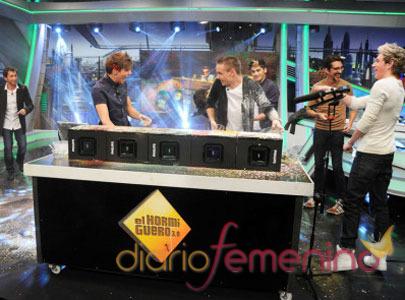 One Direction en El Hormiguero: el show