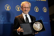 Steven Spielberg en los premios del Sindicato de directores 2013