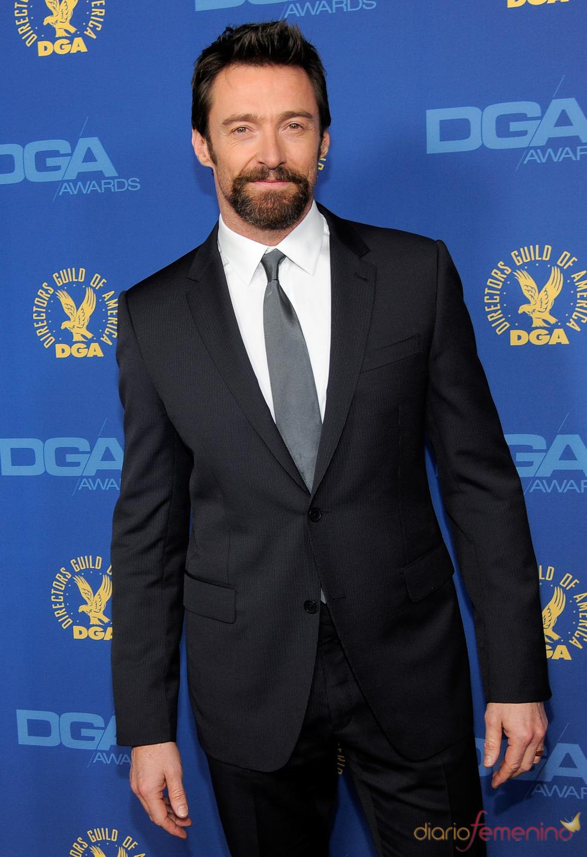 Hugh Jackman en los premios del Sindicato de directores 2013
