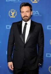 Ben Affleck en los premios del Sindicato de directores 2013