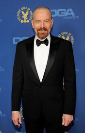 Bryan Cranston en los premios del Sindicato de directores 2013