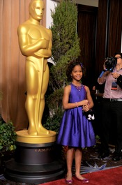 Quvenzhané Wallis, la nominada más joven de la historia