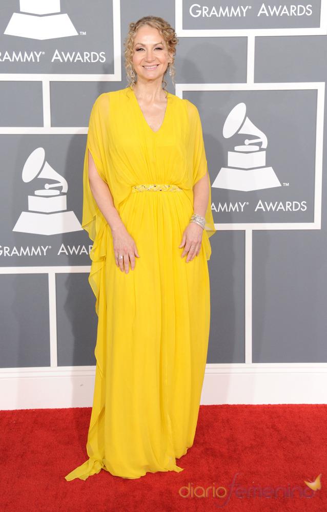 Joan Osborne en los Grammy 2013