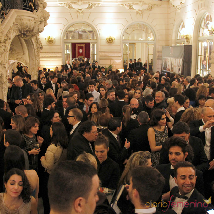 La fiesta posterior a los Goya 2013
