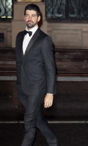 Miguel Ángel Muñoz, el otro guapo de los Goya 2013