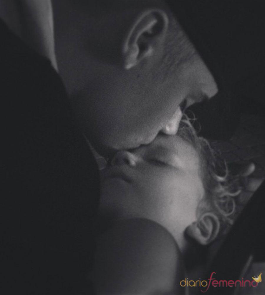 Justin Bieber, como un perfecto padre