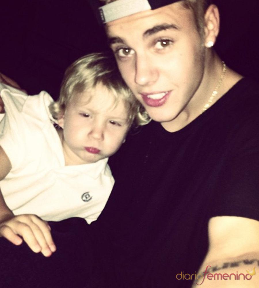Justin Bieber y su posible heredero