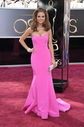Maria Menounos en los Oscars 2013