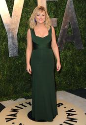 Amy Poehler en la fiesta de Vanity celebrada tras los Oscar 2013