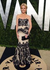Julie Bowen en la fiesta de Vanity celebrada tras los Oscar 2013