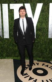 Orlando Bloom en la fiesta de Vanity celebrada tras los Oscar 2013
