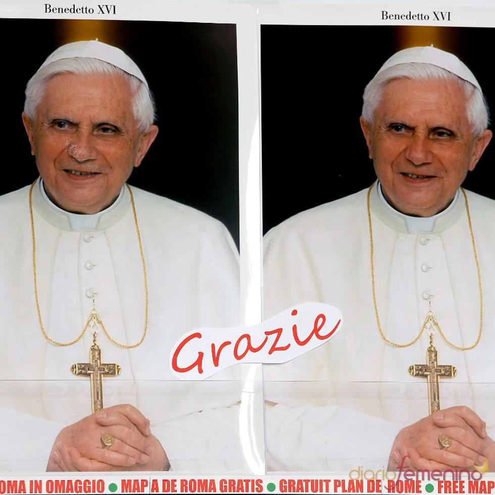 La despedida del Papa Benedicto XVI: un líder de masas