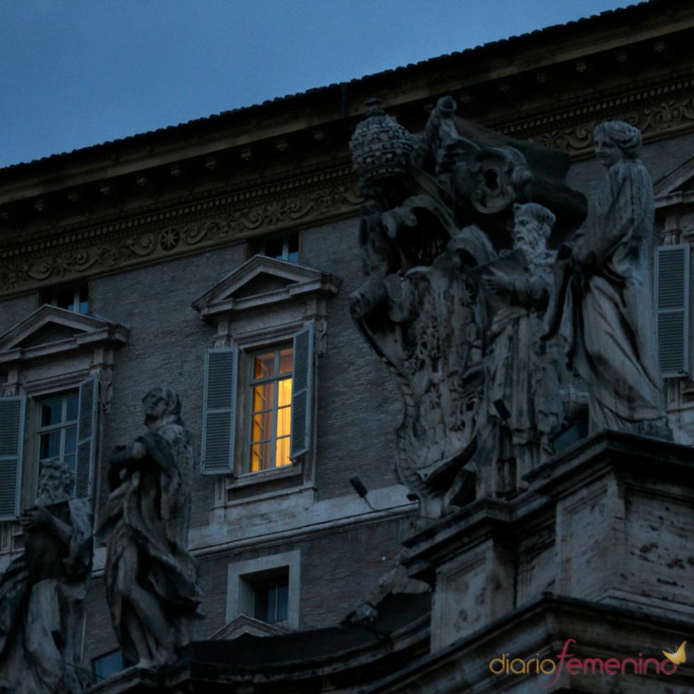 La despedida del Papa Benedicto XVI: sus últimas noches