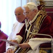La despedida del Papa Benedicto XVI: el día de su renuncia