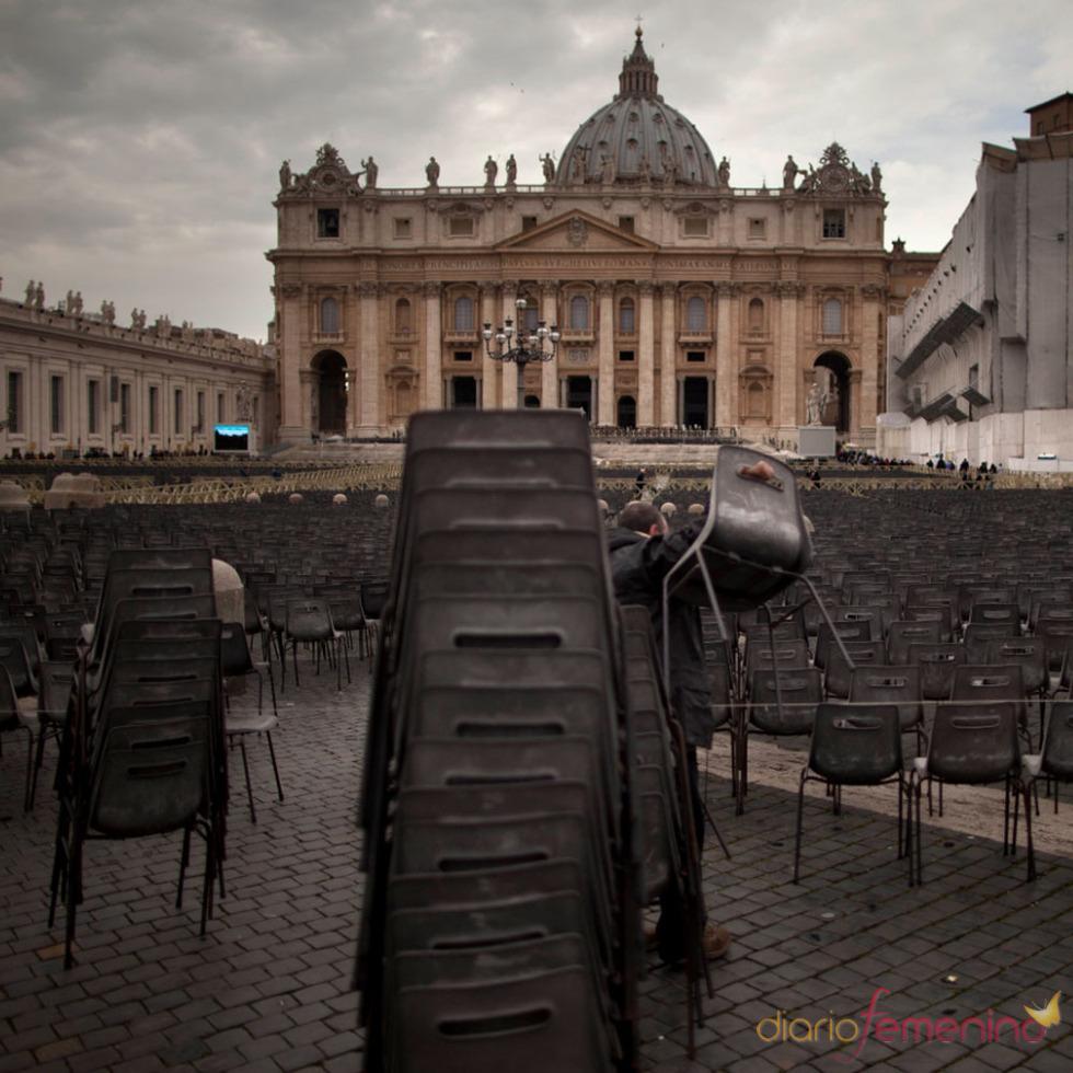 La despedida del Papa Benedicto XVI: una legión de fieles