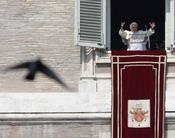 La despedida del Papa Benedicto XVI: el último Ángelus