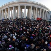 La despedida del Papa Benedicto XVI: El Vaticano, colapsado