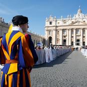 La despedida del Papa Benedicto XVI: el papel de la Guardia Suiza