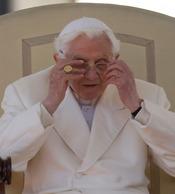 La despedida del Papa Benedicto XVI: la hora de los discursos