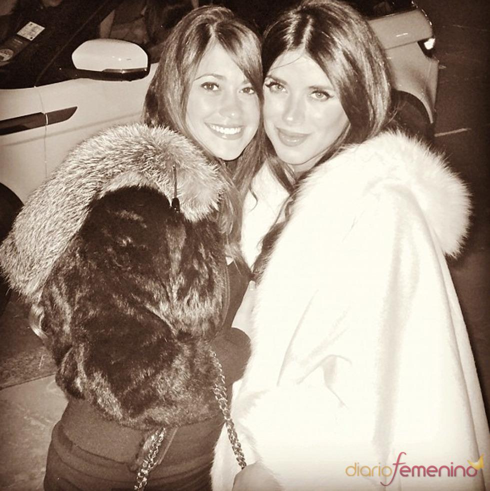 Daniella Semaan muestra sus fotos con Antonella Roccuzzo en Instagram