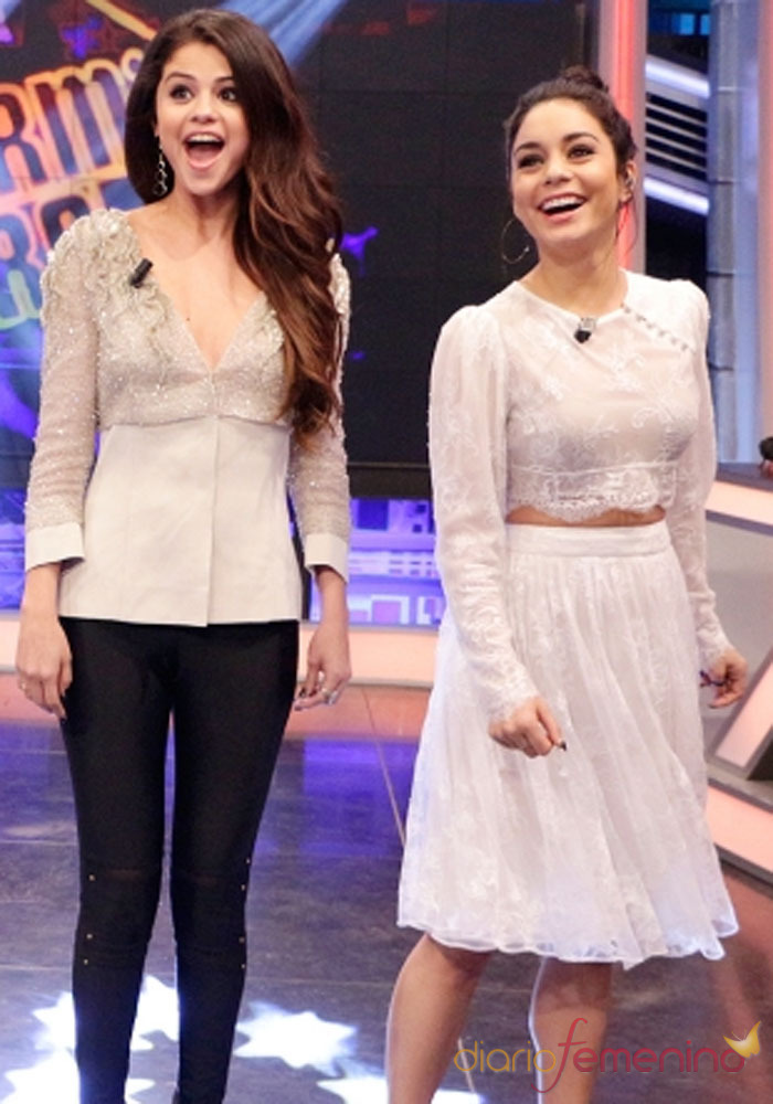 Selena Gomez en El Hormiguero: su fiel amiga Vanesa Hudgens