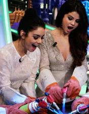 Selena Gomez en El Hormiguero: la mujer más atrevida