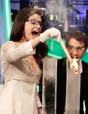Selena Gomez en El Hormiguero: una mujer explosiva