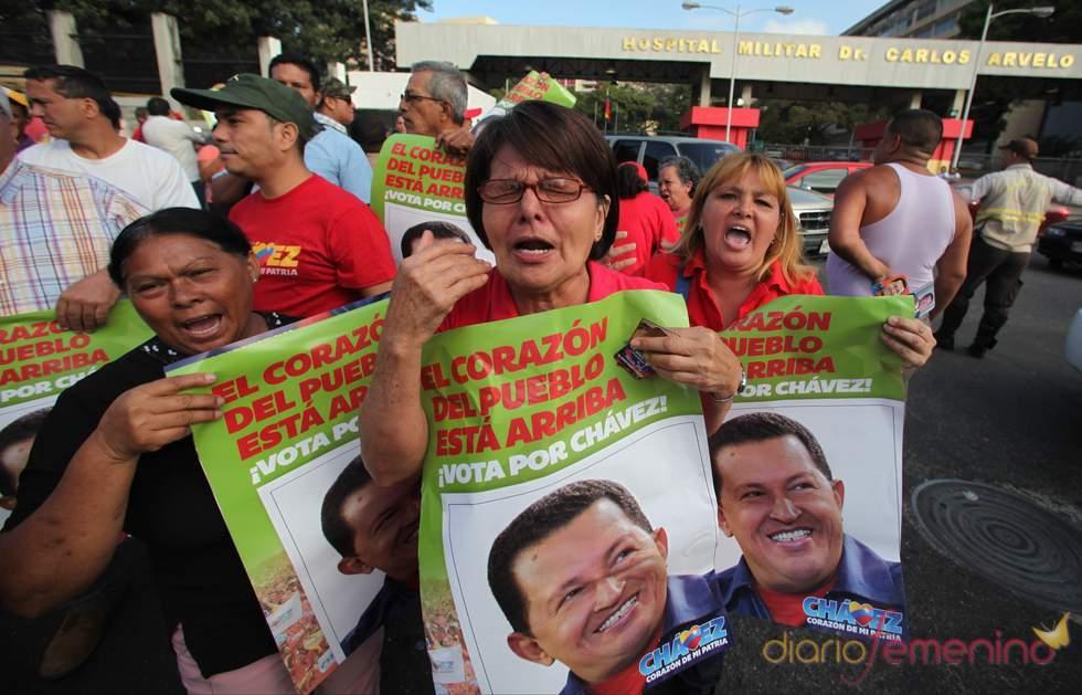 El funeral de Hugo Chávez: amado por el pueblo