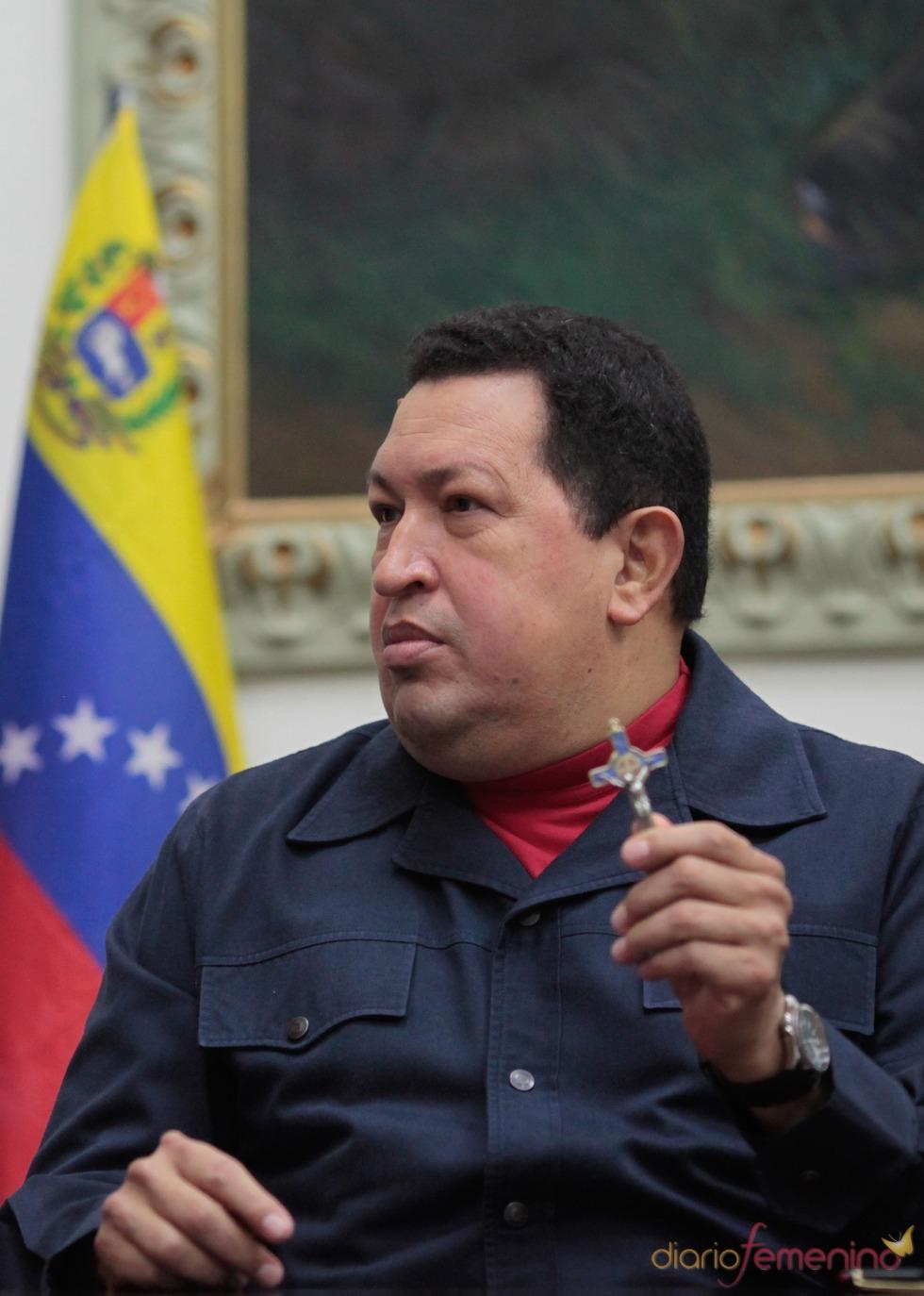 El funeral de Hugo Chávez: Dios y Venezuela