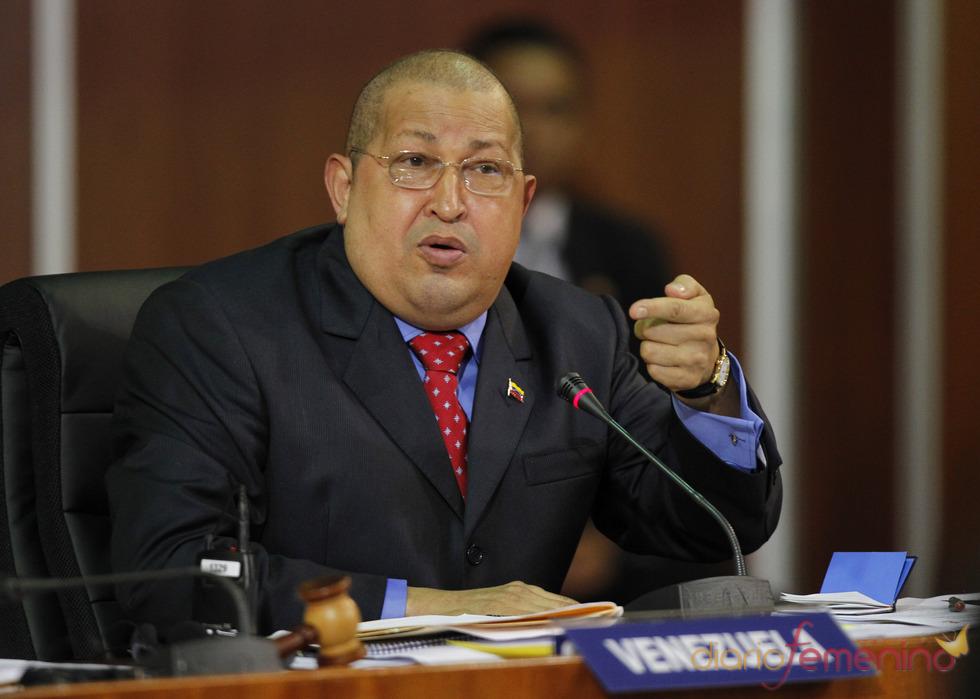 El funeral de Hugo Chávez: una lucha contra el cáncer